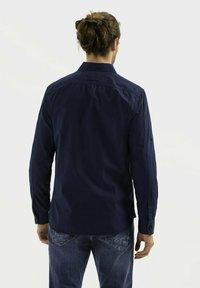 camel active - WORKWEAR - Shirt - dark blue - 2