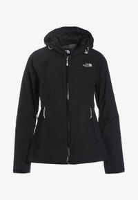 STRATOS JACKET - Hardshell jacket - black