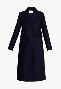 IVY & OAK - CLASSIC DOUBLE BREASTED COAT - Classic coat - navy blue - 4