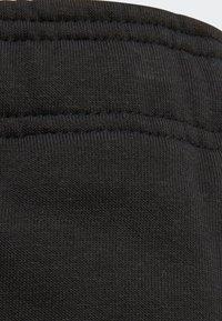 adidas Performance - MUST HAVES 3-STRIPES SHORTS - Sports shorts - black - 2