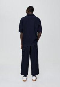 PULL&BEAR - Polo shirt - dark blue - 2