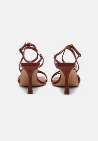 ALDO - RENDALITH - Sandals - medium red - 3