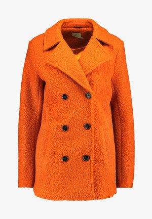BELLA COAT - Classic coat - burnt orange