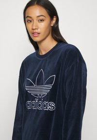 adidas Originals - CREW SPORTS INSPIRED  - Sweatshirt - collegiate navy/white - 5