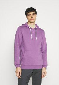 Pier One - Hoodie - purple - 0