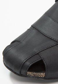 Panama Jack - FLETCHER BASIC  - Walking sandals - black - 5