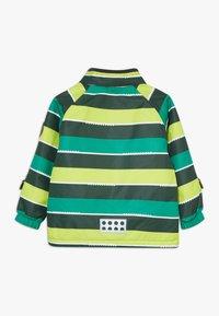 LEGO Wear - LWJULIO 708  - Snowboard jacket - dark green - 2