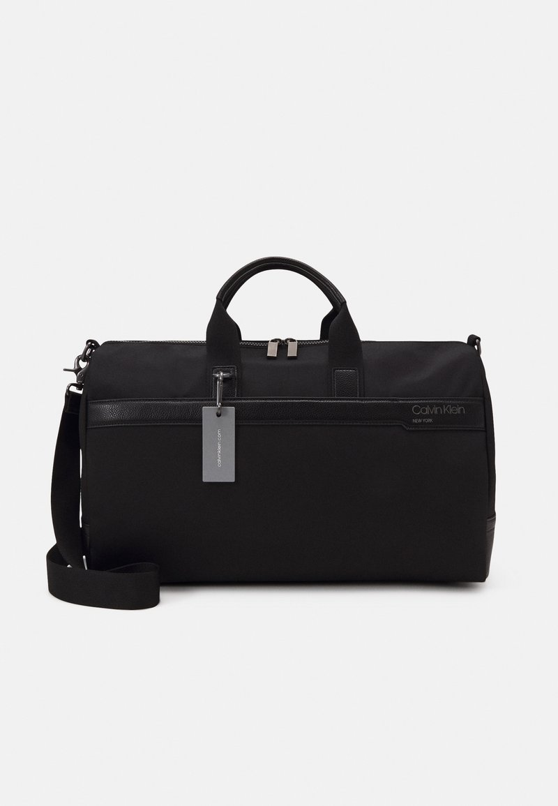 Calvin Klein - UNISEX - Weekend bag - black
