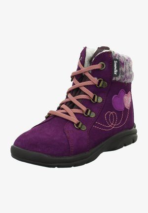 HENNY - Winter boots - purple