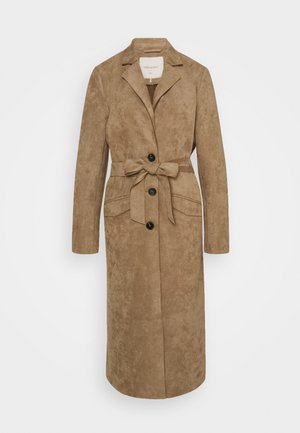 FQBIRDAY - Classic coat - beige sand