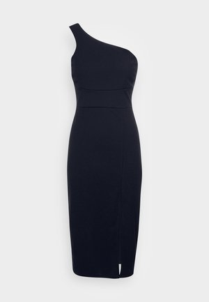 PIYA ONE SHOULDER MIDI DRESS - Robe de soirée - navy blue