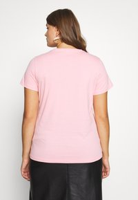 Lee Plus - LEE SUNSET  - T-shirt z nadrukiem - pink - 2