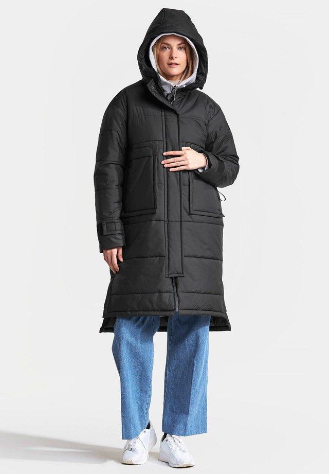 ELAINE - Winter coat - black