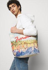 Fiorucci - TOTE BAG UNISEX - Handbag - multi - 2