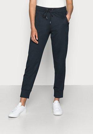 TROUSER - Teplákové kalhoty - navy