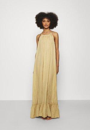 SARA DRESS - Koszula nocna - beige