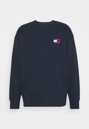 BADGE CREW UNISEX - Sweatshirt - twilight navy