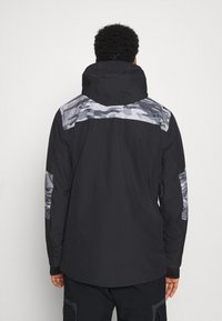 Quiksilver - TAMARACK - Snowboard jacket - true black - 2
