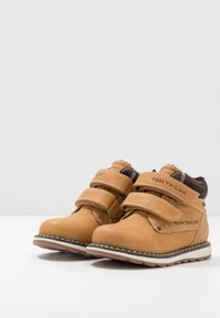 TOM TAILOR - Winter boots - camel - 3