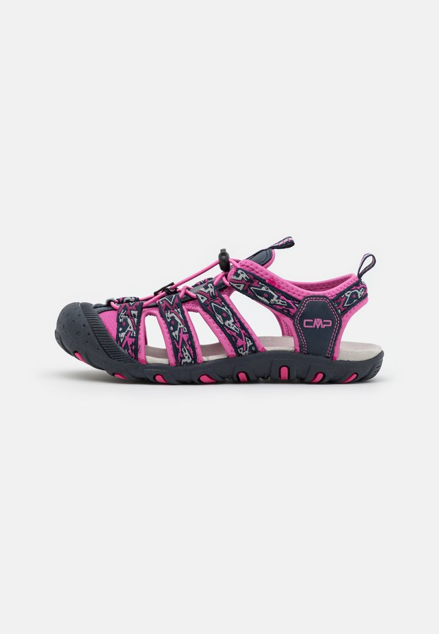 SAHIPH UNISEX - Walking sandals - blue