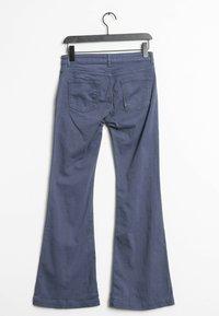 Stefanel - Trousers - blue - 1