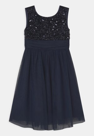 NKFNELINE SPENCER - Cocktail dress / Party dress - dark sapphire