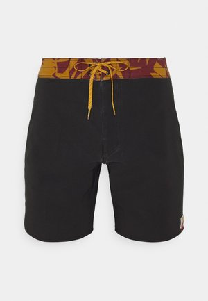 ALL DAY PIGMENT PRO - Swimming shorts - black