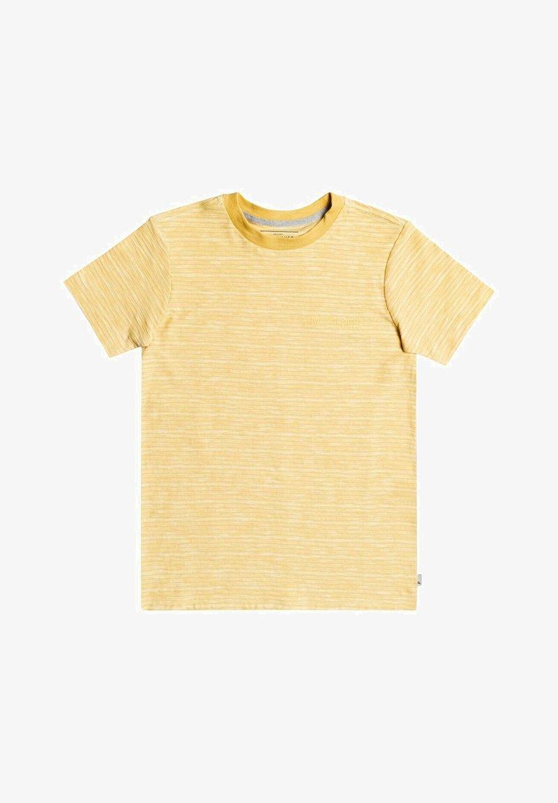 Quiksilver - KENTIN - T-shirt print - kentin rattan