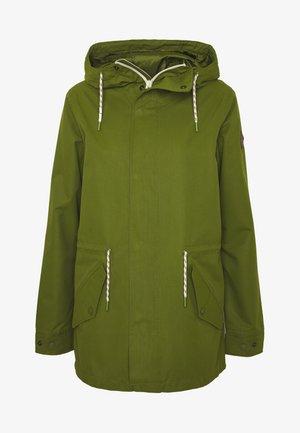 WOMENS SADIE JACKET - Outdoorová bunda - pesto green