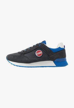 TRAVIS COLORS - Trainers - anthracite/blue