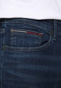 Tommy Jeans - SCANTON SLIM - Slim fit jeans - queens dark blue - 3