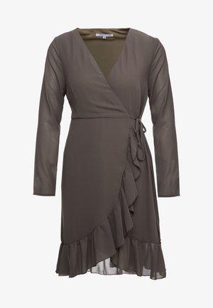 FLORENCE DRESS - Denní šaty - kaki