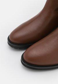 WEEKEND MaxMara - GARIBO - Boots - brown - 4