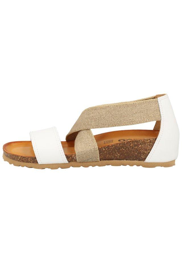 IGI&CO SANDALEN - Sandals - white