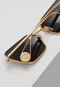 Gucci - Sunglasses - gold-coloured/grey - 4