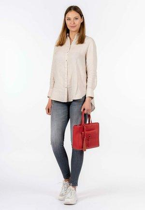 CAROLINA - Handbag - red