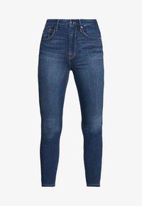 Good American - GOOD WAIST CROP - Jeans Skinny Fit - blue denim - 4