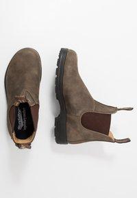 Blundstone - CLASSIC - Støvletter - rustic brown - 1