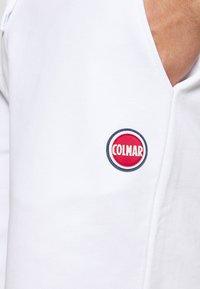 Colmar Originals - PANTS - Tracksuit bottoms - white - 5