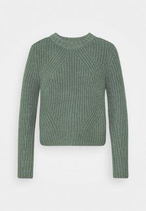 ONLFIONA - Jumper - balsam green