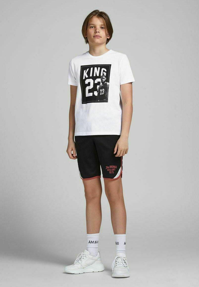 Kinder JCOLEGENDS TEE SS CREW NECK JR - T-Shirt print