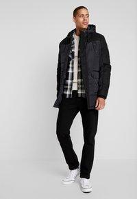 Tiffosi - EVEREST - Short coat - black - 1