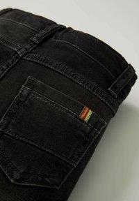 DeFacto - Straight leg jeans - anthracite - 4