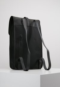 Rains - BACKPACK - Reppu - black - 2