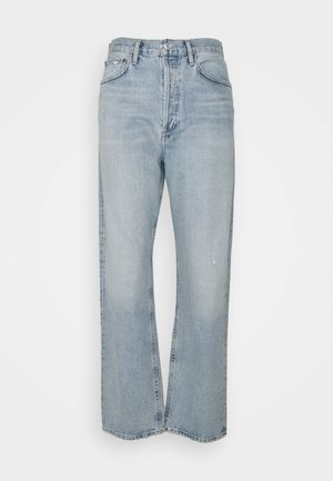 Jeansy Relaxed Fit - semi-tropic/light indigo