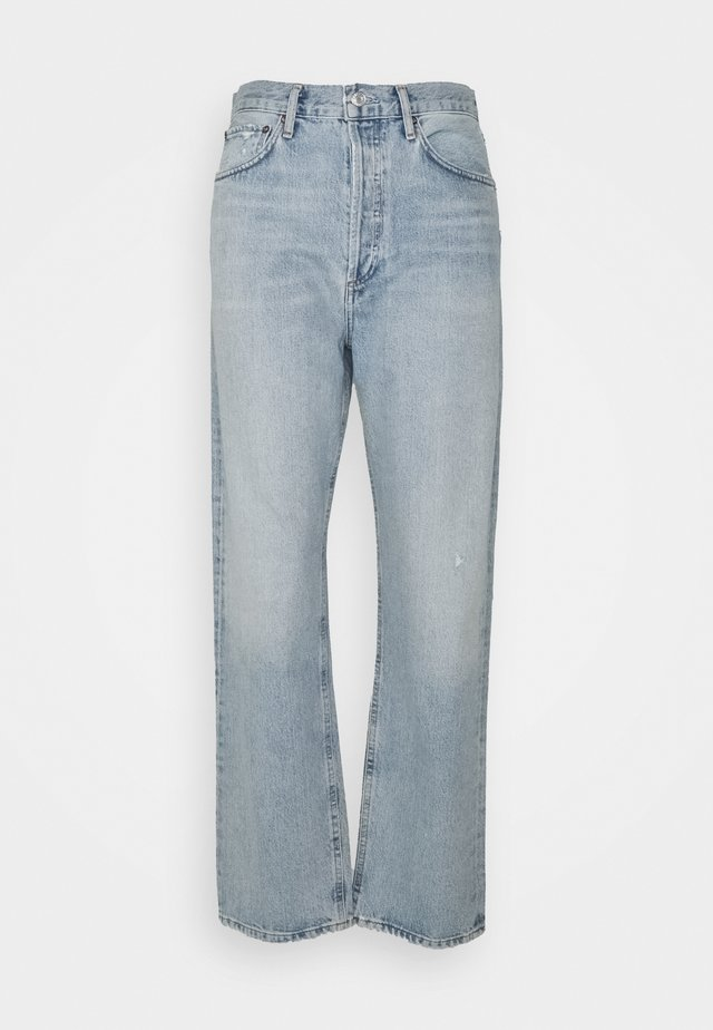 Jean boyfriend - semi-tropic/light indigo