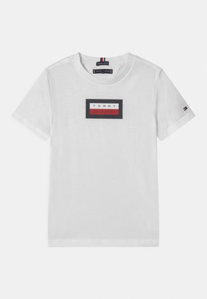 GRAPHIC - T-shirt con stampa - white