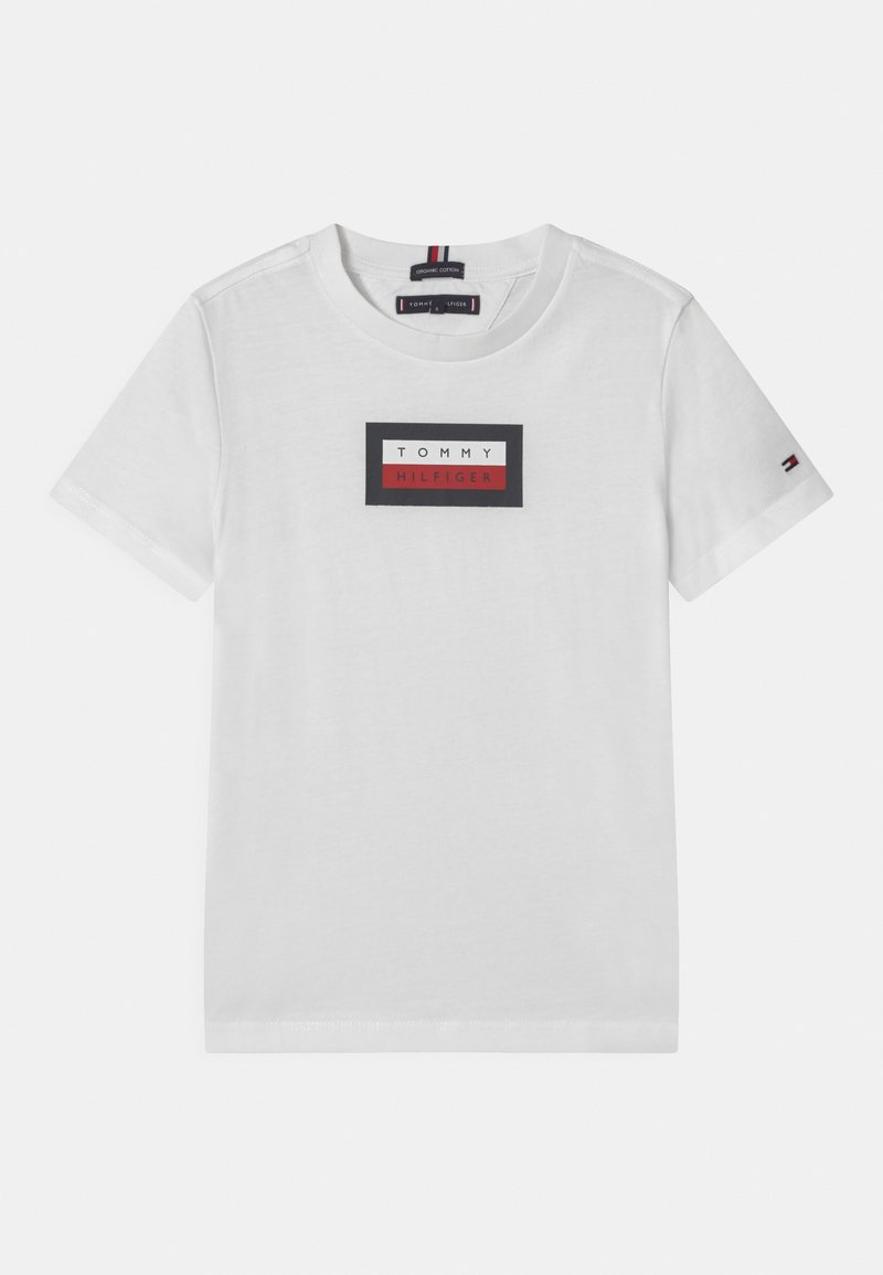 Tommy Hilfiger - GRAPHIC - T-shirt con stampa - white