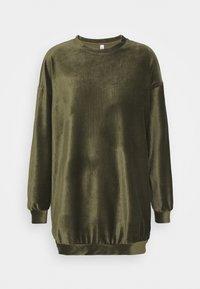 ONLY - ONLLOTTA  - Sweatshirt - balsam green - 0
