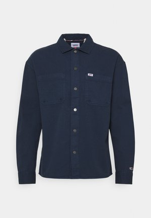 LIGHTWEIGHT OVERSHIRT - Shirt - blue